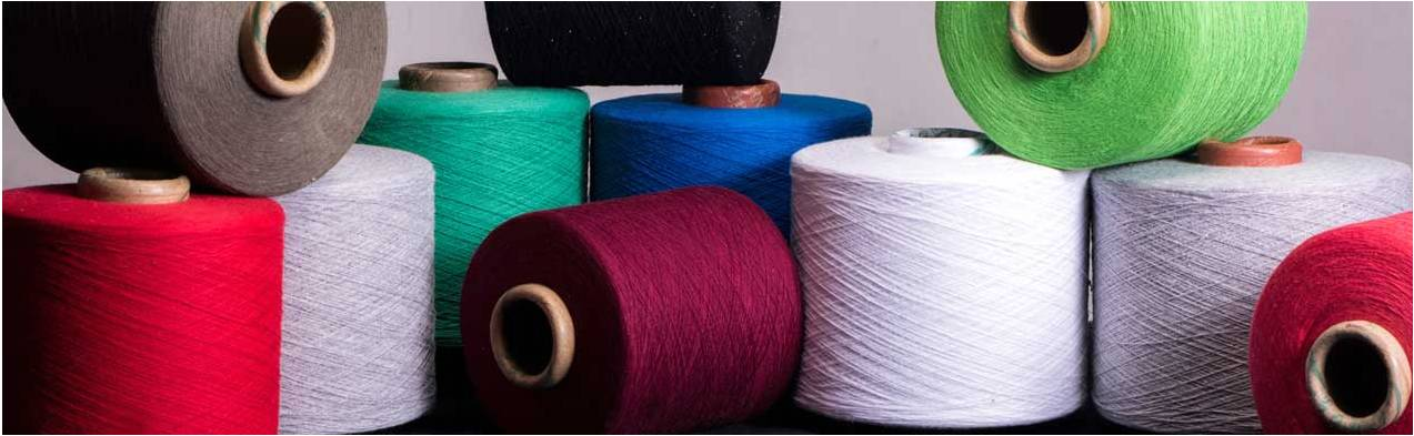 Colored Yarns Manufacturer Supplier in India