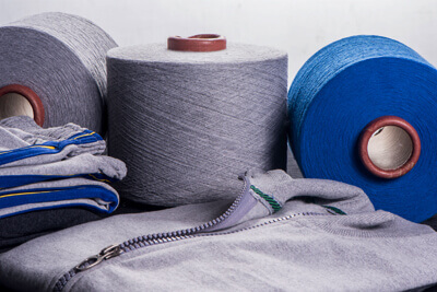 recycled textile yarn manufacturer