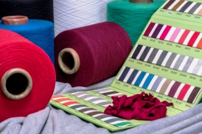 color yarn supplier in india